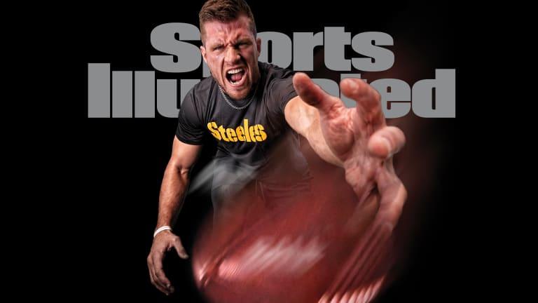 Pittsburgh Steelers' T.J. Watt Earns Sports Illustrated Cover as NFL's Top Takeaway Artist