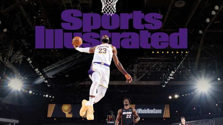 Sports Illustrated Presents L.A. Lakers Commemorative Issue