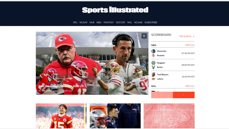 Maven Sees Dramatic Growth in Sports Illustrated Media Operations Through January