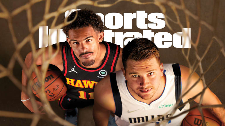 Sports Illustrated Dubs Trae Young and Luka Doncic Generation Next NBA Leaders