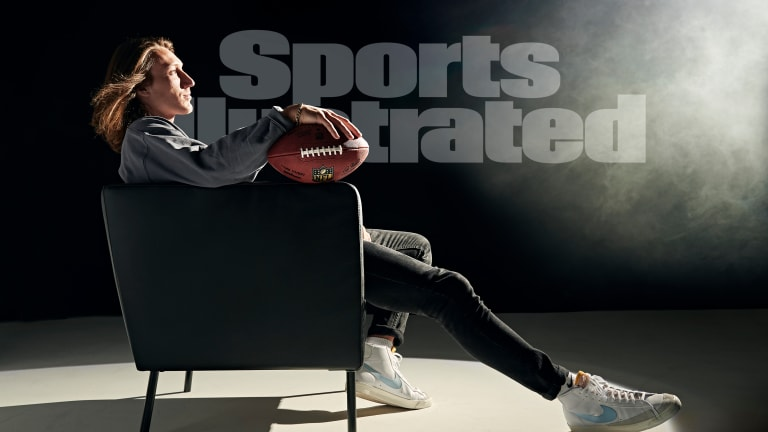 Sports Illustrated May Issue Cover Star Trevor Lawrence Is Predestined For His NFL Moment