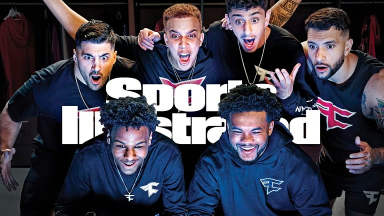 FaZe Clan Reaches Beyond World of Esports Onto Cover of Sports Illustrated's July Issue