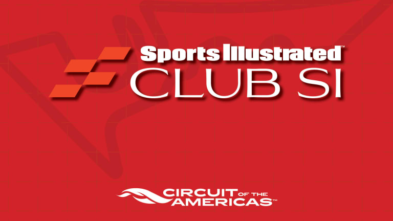 Circuit of The Americas Announces Partnership with Sports Illustrated to Launch Club SI