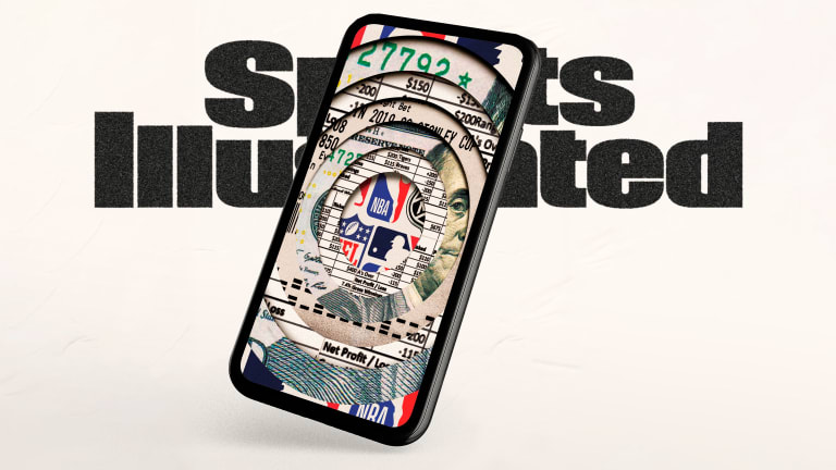 Sports Illustrated Bets Big On Legal Sports Wagering