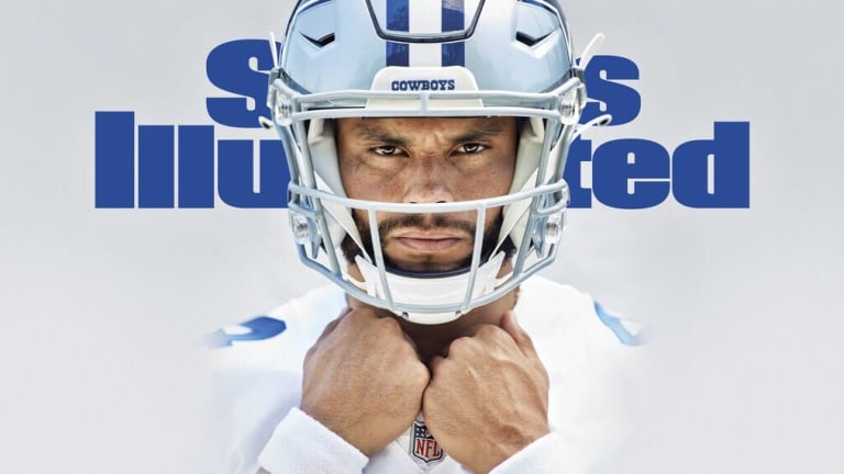 Sports Illustrated Profiles Dak Prescott's Emotional Journey In Football Preview Issue