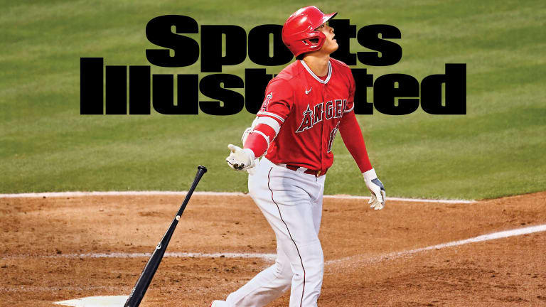 Two Sports Illustrated Covers for Shohei Ohtani; The Hitter & Pitcher