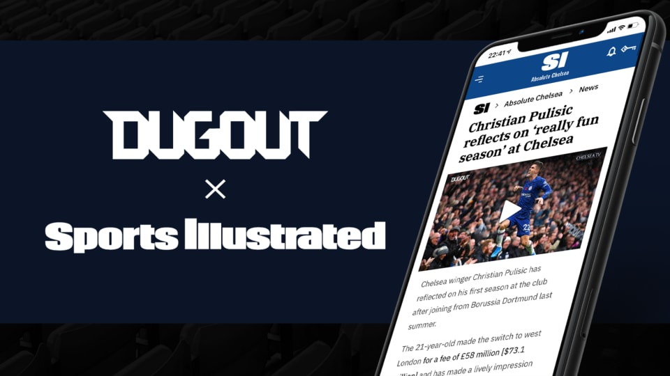 Sports Illustrated, Dugout Team Up To Deliver Premium Soccer Video